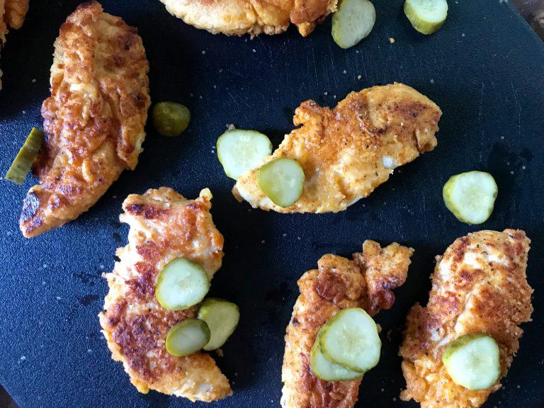 Pickle Chicken