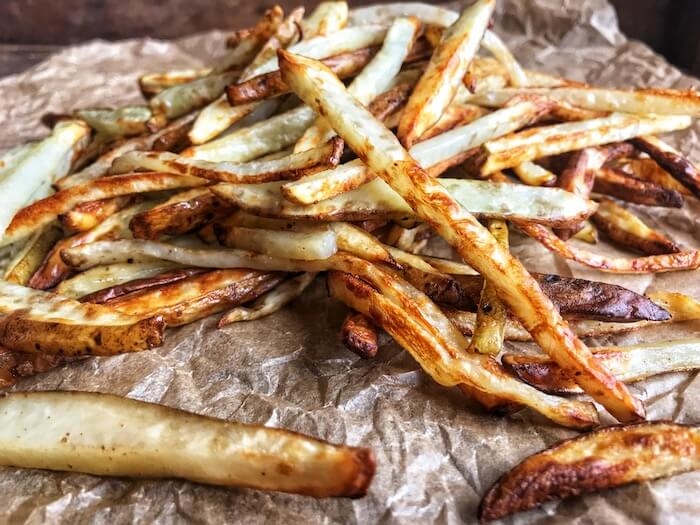 Air Fryer Crispy French Fries