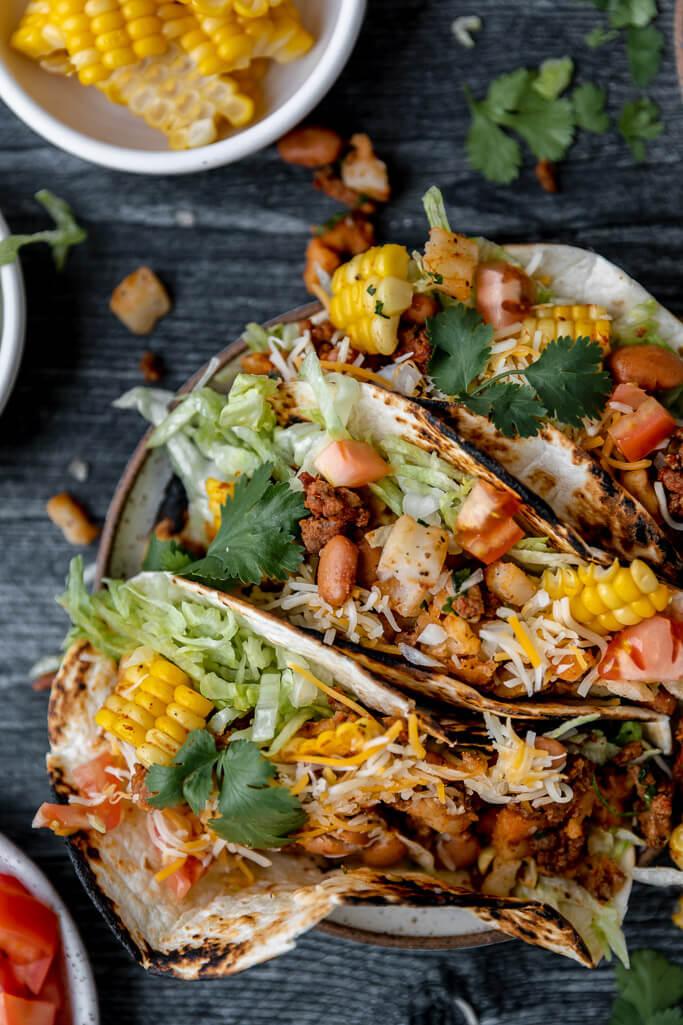 cowboy's meal tacos